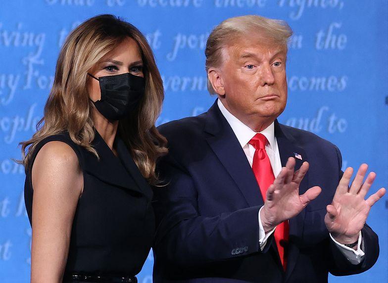 """Rozwód Trumpów? Niekoniecznie. """"Chciałam, aby świat to zobaczył"""""""