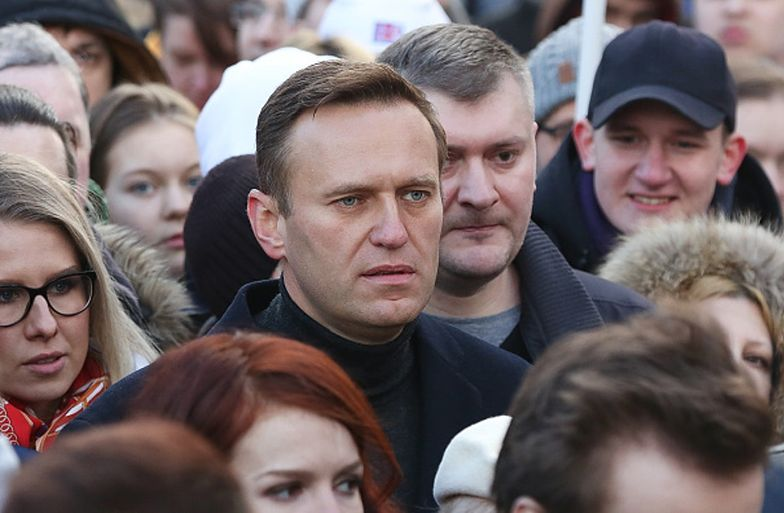 """Ryzykowna decyzja Nawalnego. """"Nic więcej nie mogę zrobić"""""""
