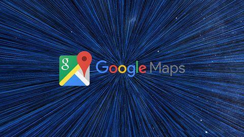 Mapy Google z nadprzestrzenią. Nowy efekt w przeglądarce jak z Gwiezdnych Wojen