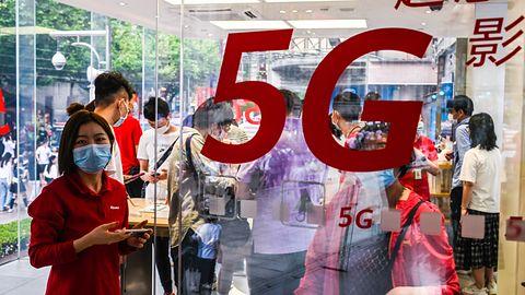 Zainteresowanie 5G w Chinach jest gigantyczne. Liczba użytkowników przekracza już 100 mln
