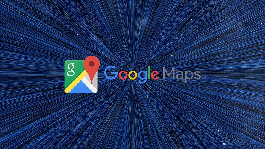 Google Maps zabierze nas w podróż jak w Gwiezdnych Wojnach