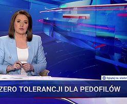 """Skandal. Tak """"Wiadomości"""" TVP informują o pedofilii wśród księży"""