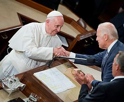 Joe Biden spotka się z papieżem. Katolicy są oburzeni