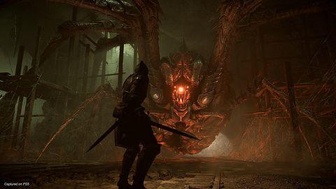 Chcecie więcej o next-genach? Jest nowe wideo z Demon's Souls