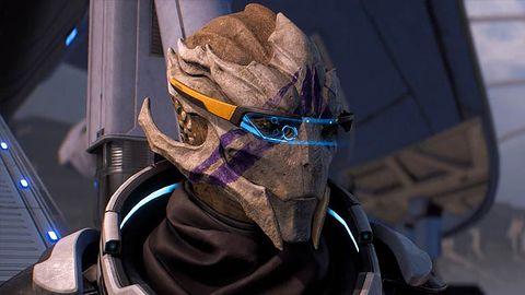 Mass Effect: Andromeda - walka i umiejętności na wideo