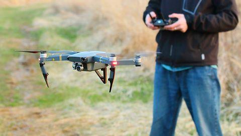 Latasz dronem DJI? Twoje konto było łatwo dostępne dla innych