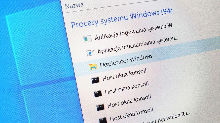 Windows 10: wkrótce możliwe zmiany w procesach, fot. Oskar Ziomek