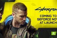 Cyberpunk 2077 odpalisz na smartfonie już w dniu premiery - dzięki GeForce Now - Cyberpunk 2077 zagości w usłudze GeForce Now (fot. NVIDIA GeForce NOW @ Twitter)