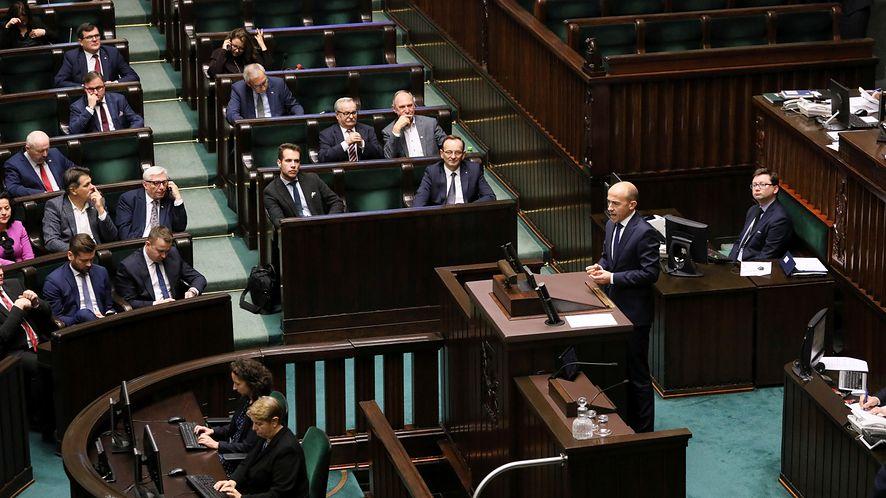 Posłowie boją się inwigilacji fot. Jakub Kaminski/East News