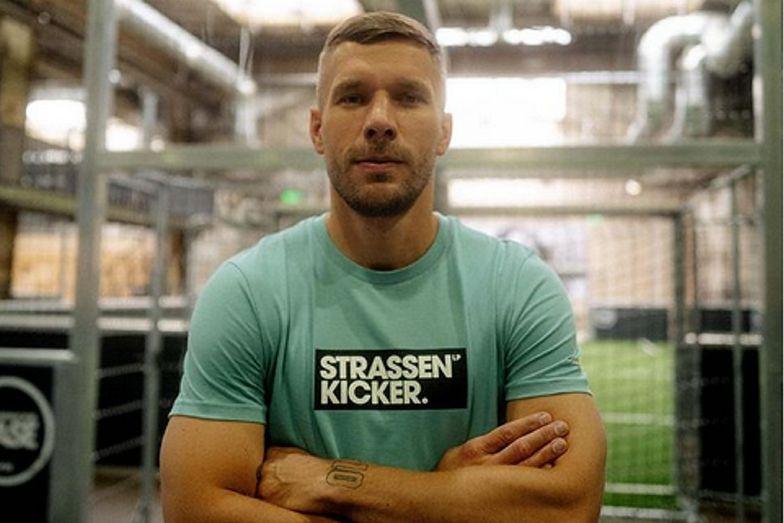 Lucas Podolski zapytany o EURO 2020. Czy lubi polską drużynę?