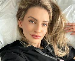 Żona Kamila Grosickiego znalazła sposób na kapryśną wiosnę