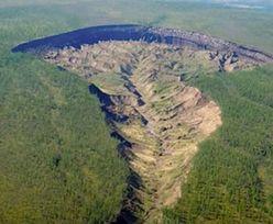 Nazywają go wrotami do piekła. Krater Batagaika ujawnił nowe tajemnice