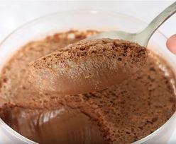 Prosty deser czekoladowy. Wystarczą tylko dwa składniki