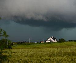 Prognoza pogody. IMGW ostrzega przed falą nawałnic nad Polską
