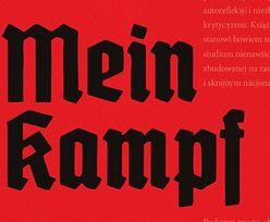 "Nowa edycja ""Mein Kampf"" bestsellerem w Polsce"
