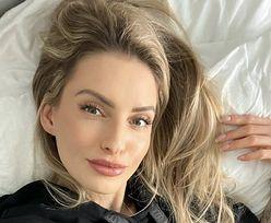 Żona Kamila Grosickiego pokazała ciało. Wygląda obłędnie