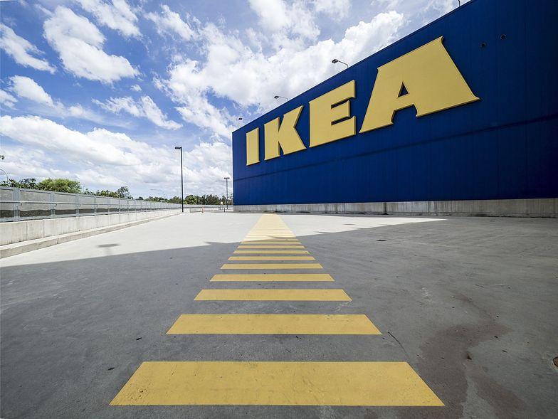 Na taki ruch czekali klienci. Zakupy z Ikea w Paczkomacie