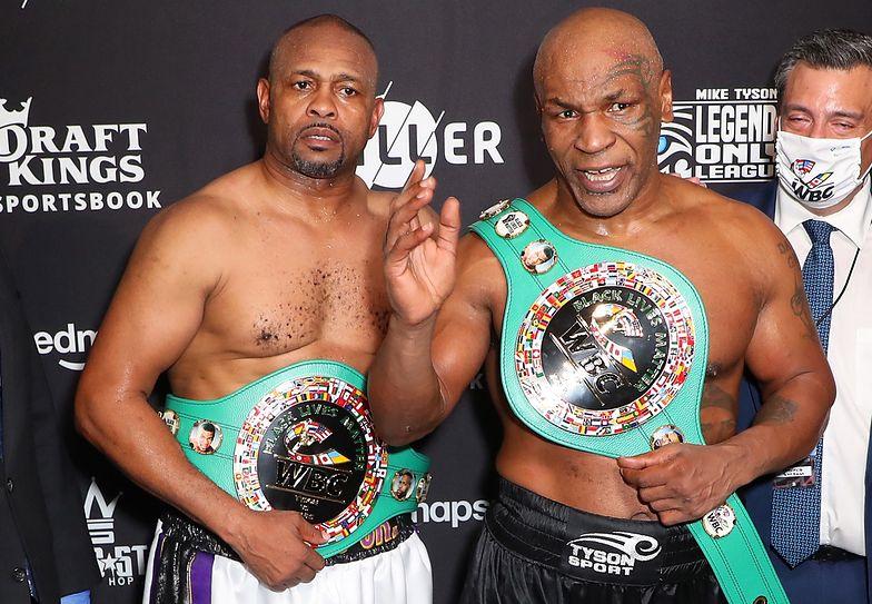 Tyson rozbrajająco szczery. Mówi, co zrobił tuż przed walką