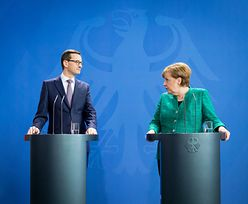 Merkel odmówiła spotkania z Morawieckim? MSZ komentuje sprawę