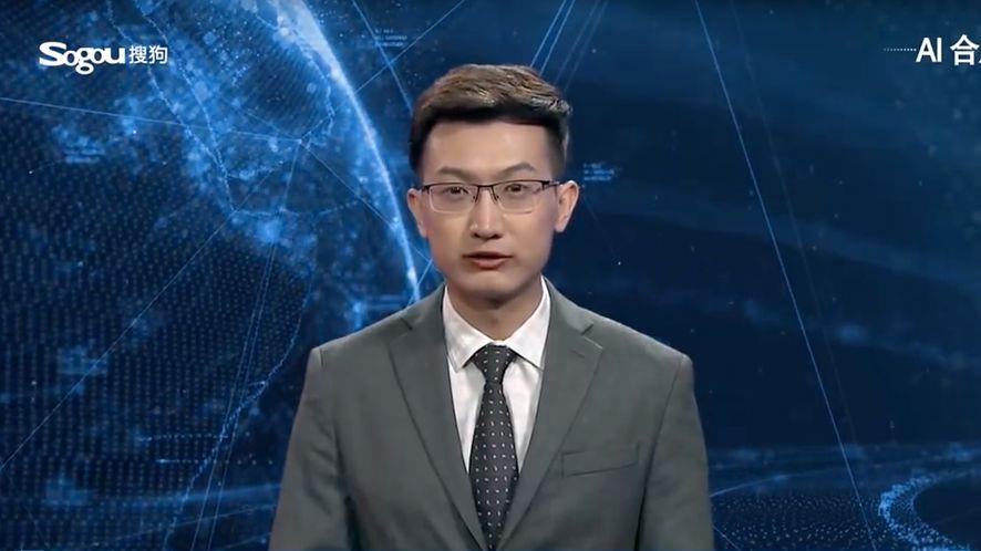 Źródło: Zrzut ekranu New China TV