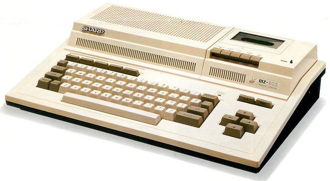 Sharp MZ-800