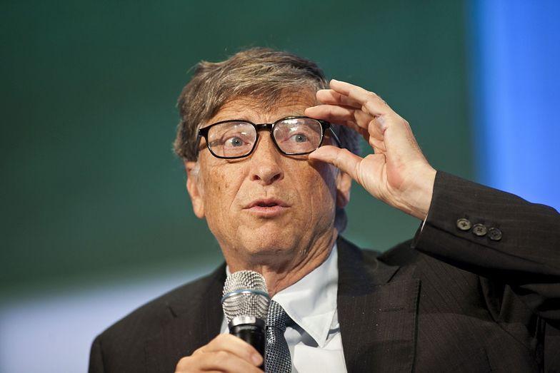 Krępująca historia. Bill Gates i jego kolega. Były pracownik ujawnia