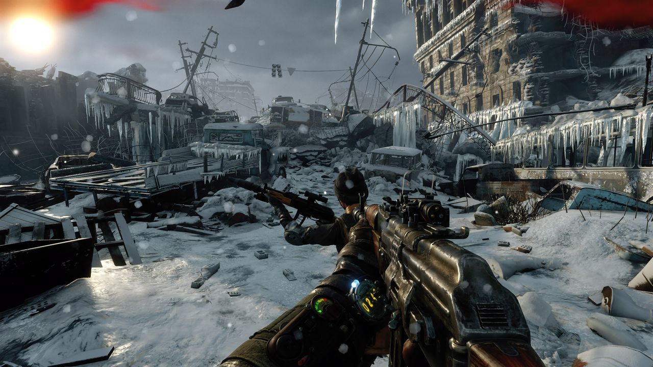 Świetne wieści z uniwersum Metro. Będzie nowa gra i Exodus na PS5 i XSX - Metro Exodus