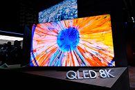 Samsung Neo QLED. Telewizory na 2021 mają więcej funkcji dla graczy, m.in. FreeSync Premium Pro - fot. David Becker/Getty Images