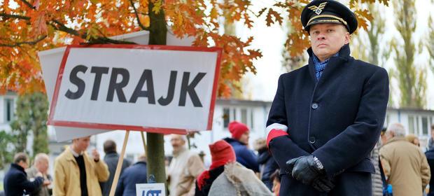 Prezes PLL LOT zwolnił 67 strajkujących pracowników