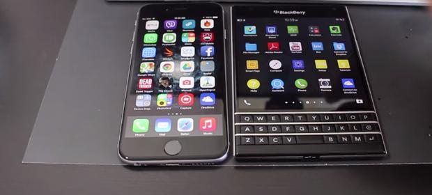 competitive price 0d087 052ca Passport vs iPhone 6, czyli dlaczego porzuciłem Jabłko na rzecz Jeżyny