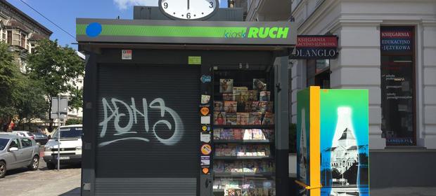 W kioskach Ruchu nie kupimy losów Lotto, Multi Multi, Mini Lotto czy Keno.