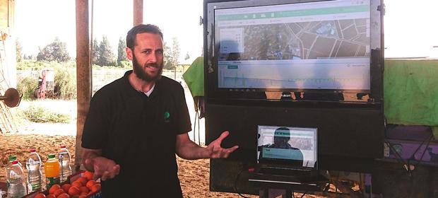 Eyal Amit dostrzegł szansę na wielkie pieniądze dla branży IT w sektorze rolnym