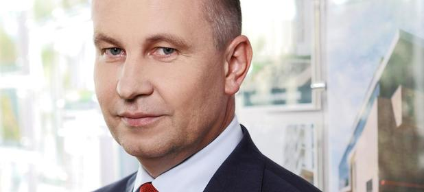 Leszek Gołąbiecki, prezes zarządu Unibep SA