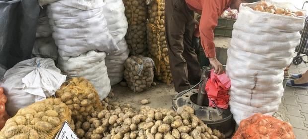 """Ściągnięte z zagranicy warzywa są przepakowywane w Polsce i tak stają się """"nasze"""". Ale już niedługo"""