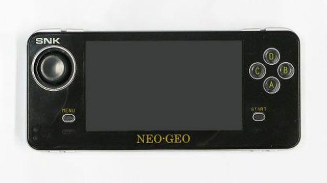 Neo-Geo wraca w formie przenośnej konsoli