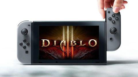 Diablo 3 trafi na Switcha? Tak, tak i jeszcze raz - tak