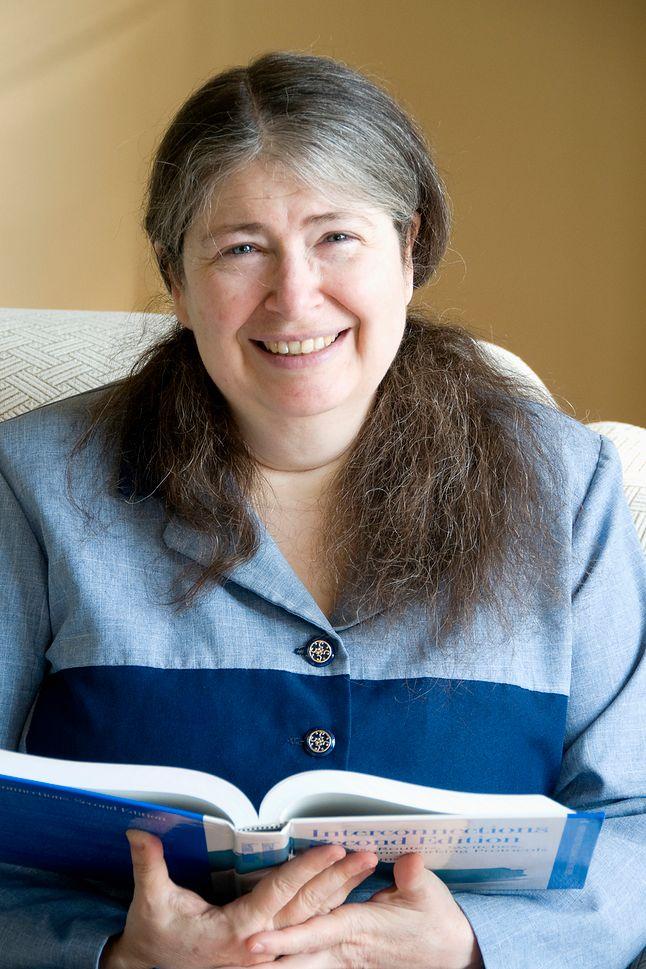 Radia Joy Pearlman (2009) / Scientist-100 WikiMedia