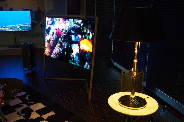 Loewe udowadnia, że telewizor może być także pięknym meblem