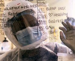 """""""Podwojenie liczby ofiar"""" COVID-19. Nowy szczep koronawirusa w USA"""