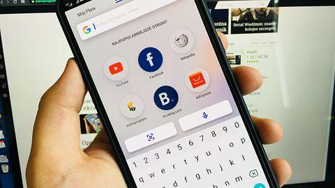 Opera Touch – całkowicie nowa przeglądarka Opery na smartfony