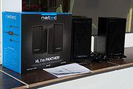 Natec Panther 2.0 — mobilne głośniki do laptopa oraz na wypady plenerowe