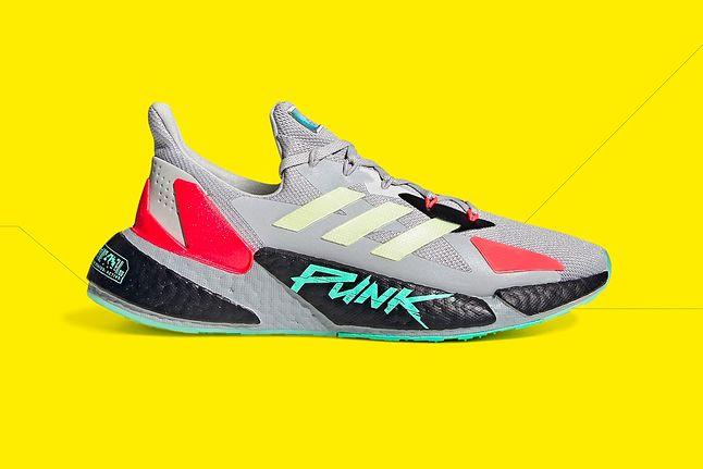 Cyberpunk 2077 x Adidas