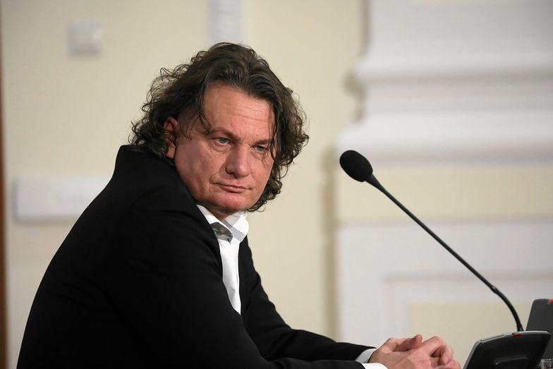 Robert Nowaczyk zeznaje przed komisją śledczą
