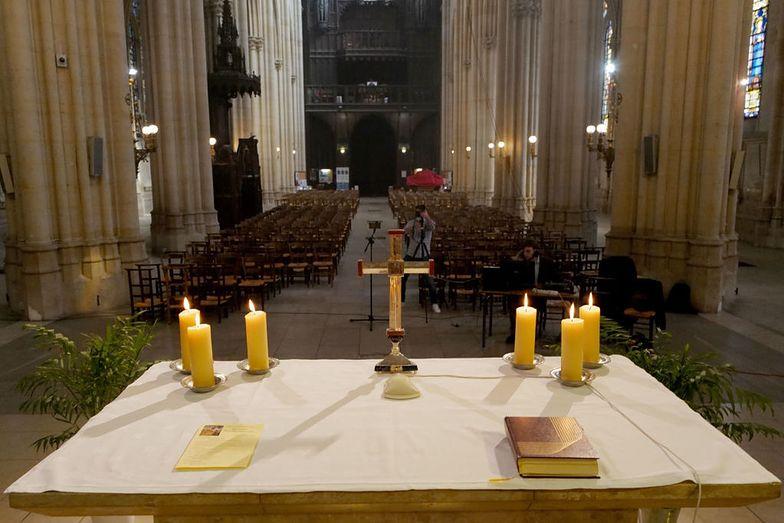 Koronawirus w kościele. Sanepid szuka wiernych, którzy byli na mszy
