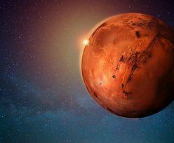 Szokujące odkrycie na Marsie. NASA pokazała zdjęcia