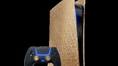 Złote, a skromne. To PlayStation 5 może być Twoje - Złote PlayStation 5