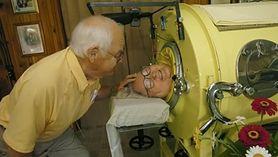Martha Mason spędziła 61 lat w kapsule. Zachorowała na polio