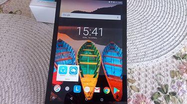 Tablet Lenovo Tab3 8 Plus — po tygodniu używania