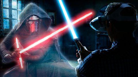Star Wars: Jedi Challenges – walczyliśmy na miecze świetlne z Kylo Renem w VR