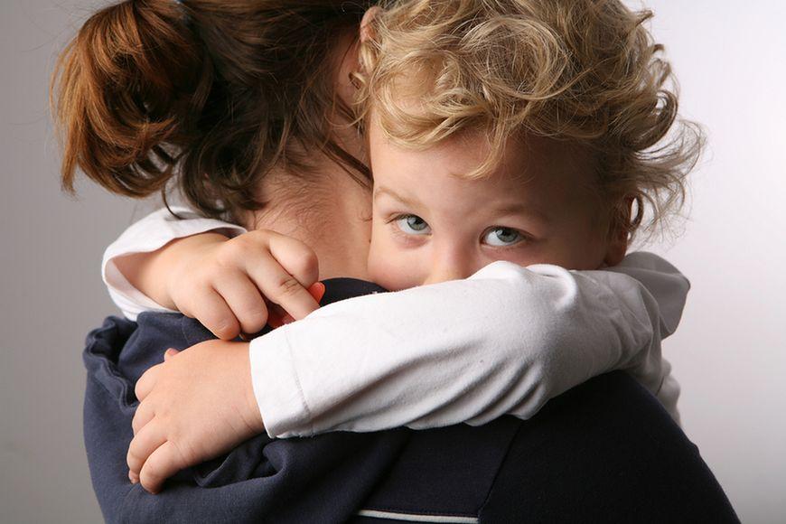 Uspokojenie dziecka musi być precyzyjne